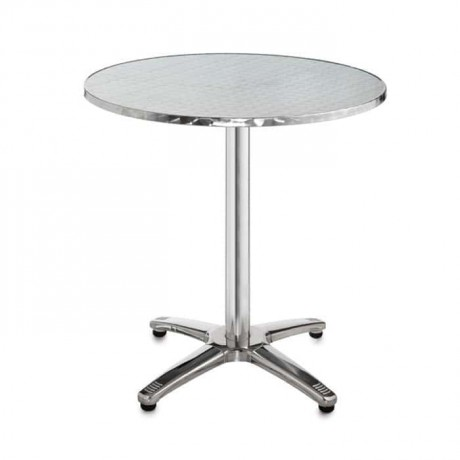 Stainless Round Table - amb01