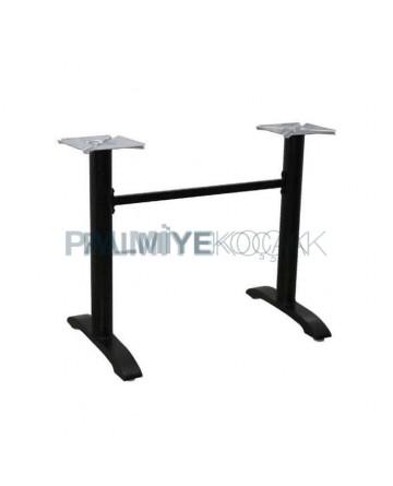 Geniş Pik Döküm Cafe Masası Ayağı