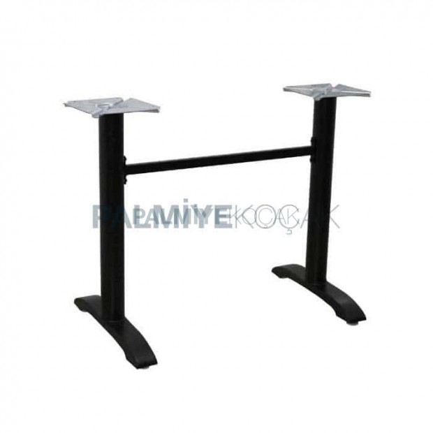 Wide Cast Iron Cafe Table Leg