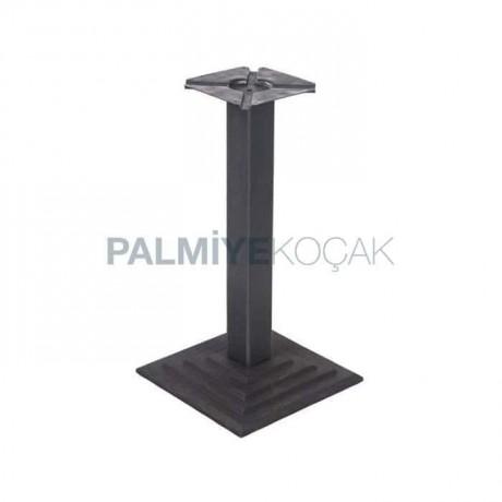 Kare Tabanlı Pik Döküm Masa Ayağı - pda23