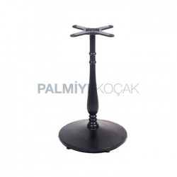 Cast Iron Bistro Table Leg
