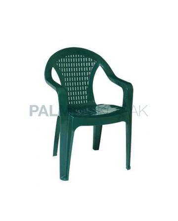 Ekonomik Plastik Bahçe Sandalyesi