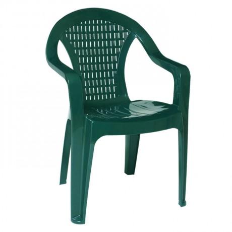 Ekonomik Plastik Bahçe Sandalyesi - plsk3925