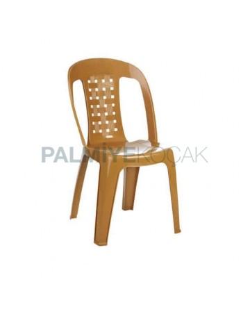 Hotel Restaurant Garden Plastic Chair