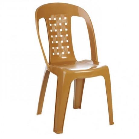 Otel Restoran Bahçe Plastik Sandalyesi - plsk3052