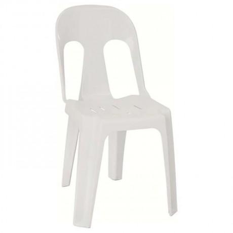 Plastik Bahçe Sandalyesi - plsk3060