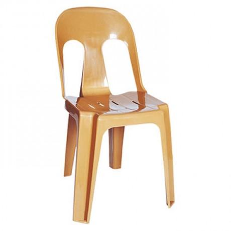 Plastik Kır Bahçesi Düğün Salonu Sandalyesi - plsk3061