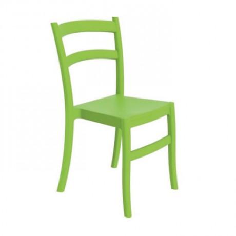 Fıstık Yeşil Klasik Restoran Sandalyesi - pls45