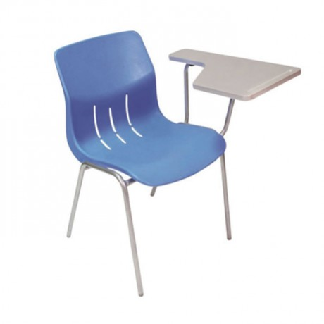 Blue Plastic Conference Chair - pls170