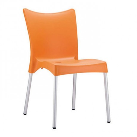 Plastic Cafe Chair - pls27