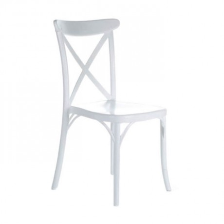 Plastic Thonet Restaurant Chair - pls38