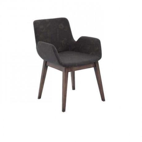 Poliüretan Kollu Ahşap Boyalı Sandalye - psa669
