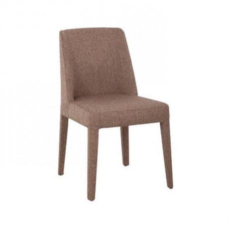Bej Kumaş Döşemeli Poliüretan Sandalye - psa61