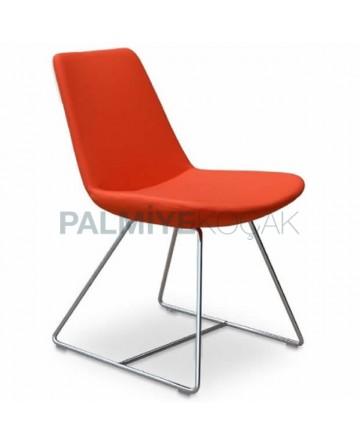 Red Polyurethane Chair