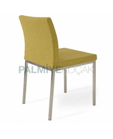 Yellow Polyurethane Chair