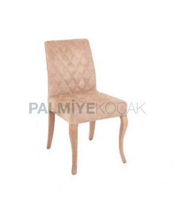 Polyurethane Sponge Beige Chair