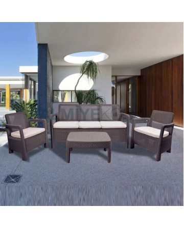 Rattan Injection Seating Group