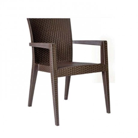 Rattan Injection Arm Chair - tbs2566