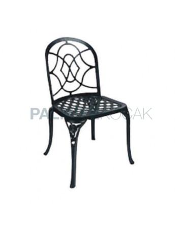 Restaurant Aluminum Casting Chair