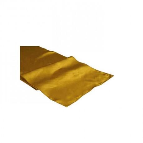 Sarı Kumaşlı Düğün Salonu Runnerı - ran3057