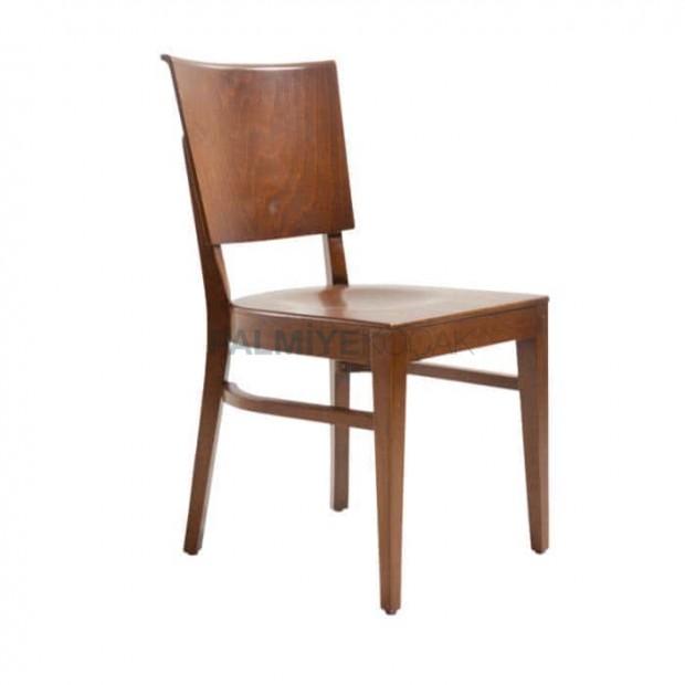 Eskitme Kontralı Rustik Sandalye