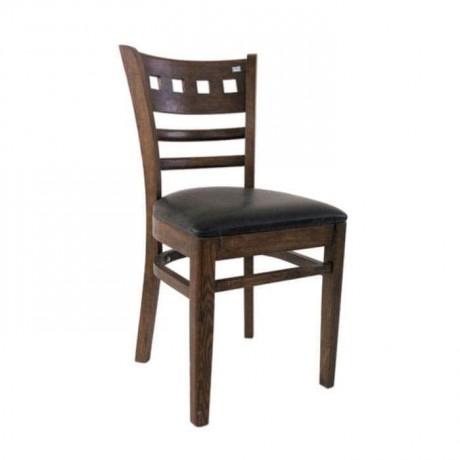 Gürgen Ağacından İmal Restaurant Sandalyesi - rsa49