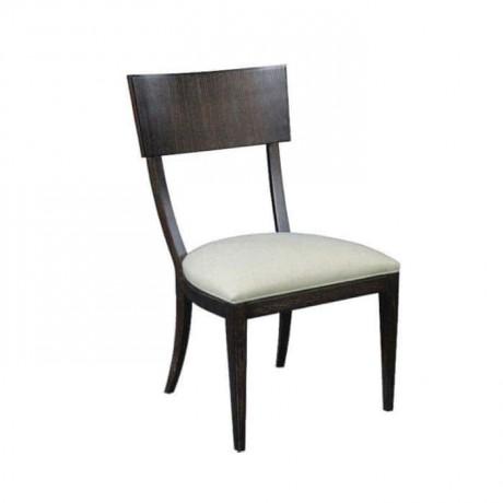 Venge Boyalı Deri Kaplı Cafe Restoran Sandalyesi - rsa30