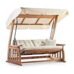 Summer Garden İroko Swing