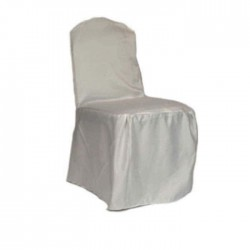 Hilton Chairs Dress with White Satin Fabric