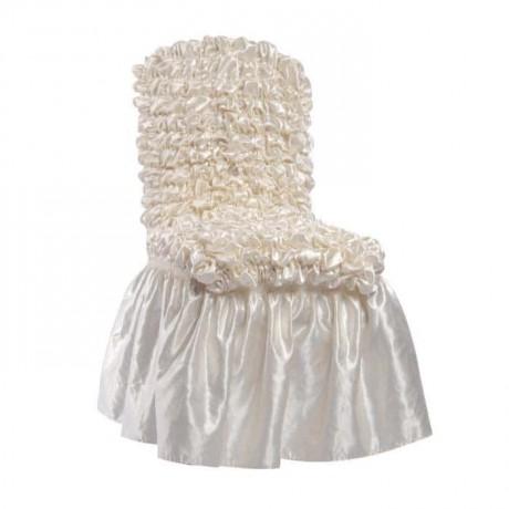 Bronze Satin Chair Dress Up - gso309