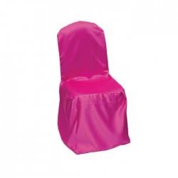 Fuschia Colored Chair Dress Up