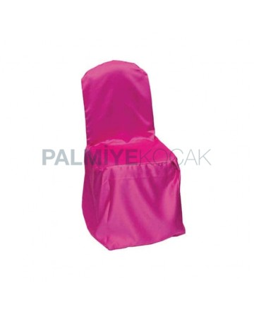 Fuschia Colored Chair Dress Up