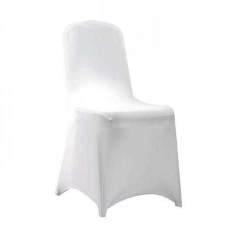 Pabuçlu Streç Kumaşlı Sandalye Örtüsü - gso304