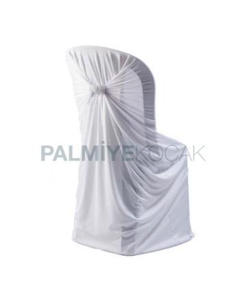 Plastik Sandalye Çuval Giydirme