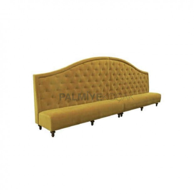 Yellow Fabric Quilted Cedar