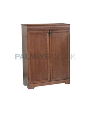 Wooden Cafe Service Cabinet
