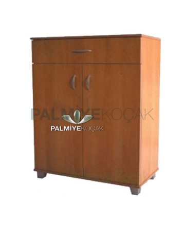 Pear Mdflam Restaurant Service Cabinet