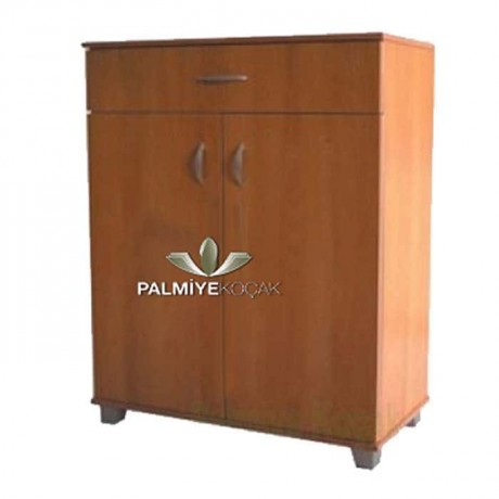Pear Mdflam Restaurant Service Cabinet - ser4019
