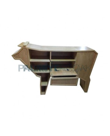 Bull Looking Service Cabinet
