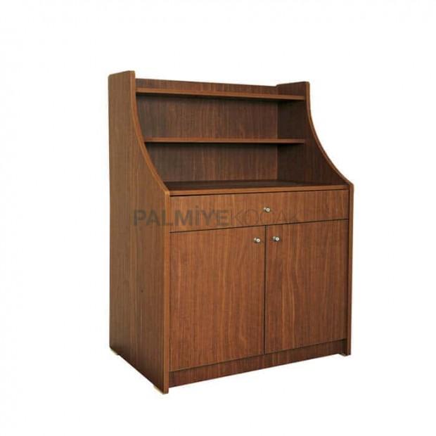 Mdflam Big Restaurant Service Cabinet