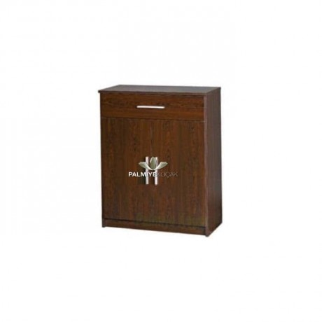 Wenge Mdflam Service Cabinet - ser4018