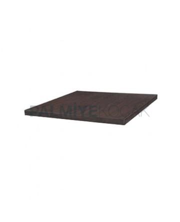 Edge Pvc Coated Fiberboard Table Top