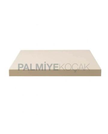 Cream Fiberboard Table Top