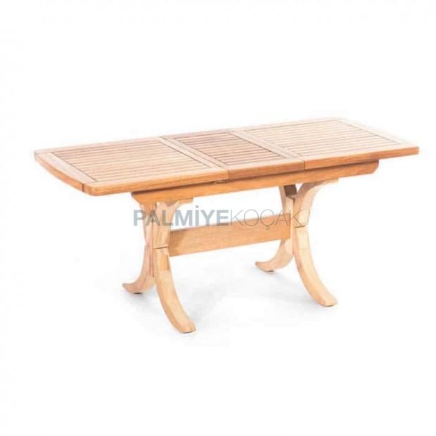Teak Drop Leaf Garden Table
