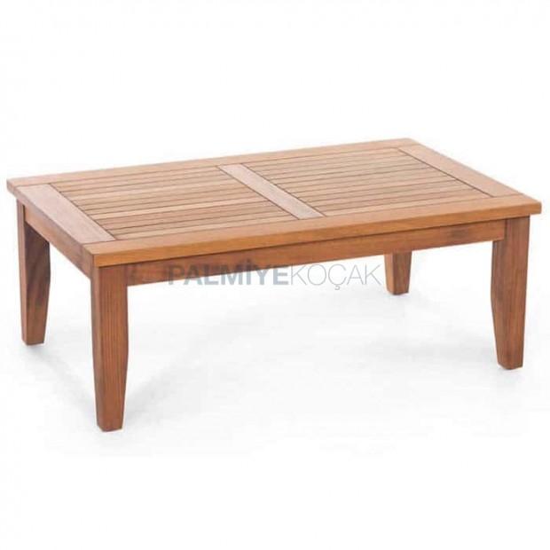 Teak Rectangle Hotel Garden Table