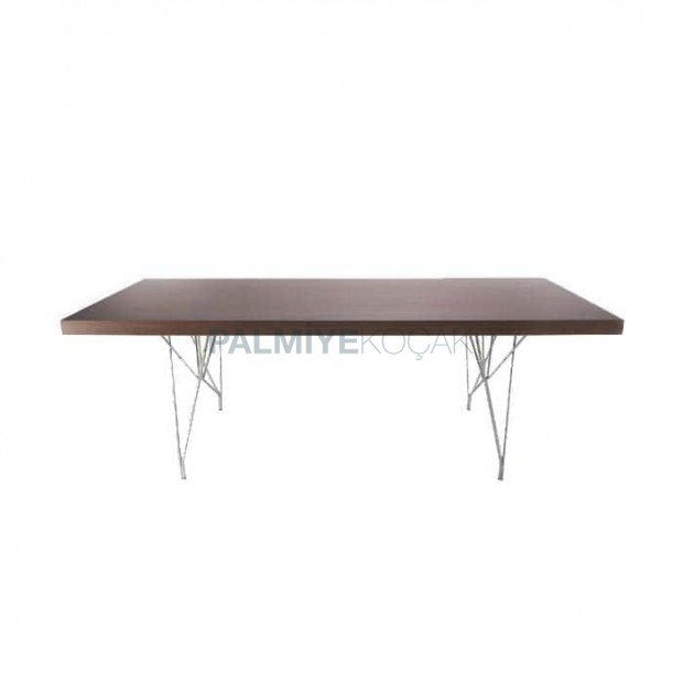 Metal Stick Wire Table