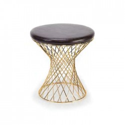Metal Leg Wire Table