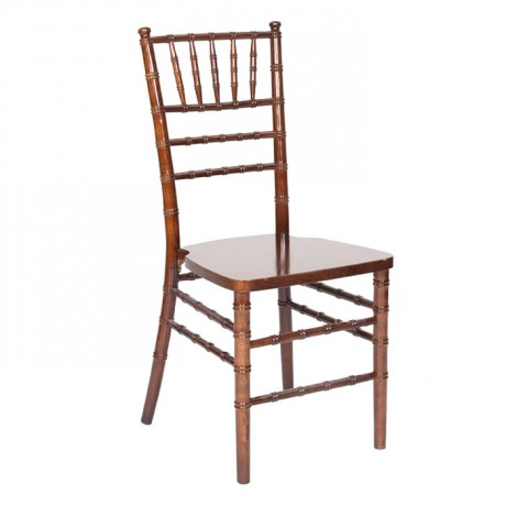 Ahşap Cilalı Tiffany Sandalye - tfs4055