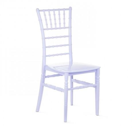 Wedding Hall Plastic Tiffany Chair - tfs4063