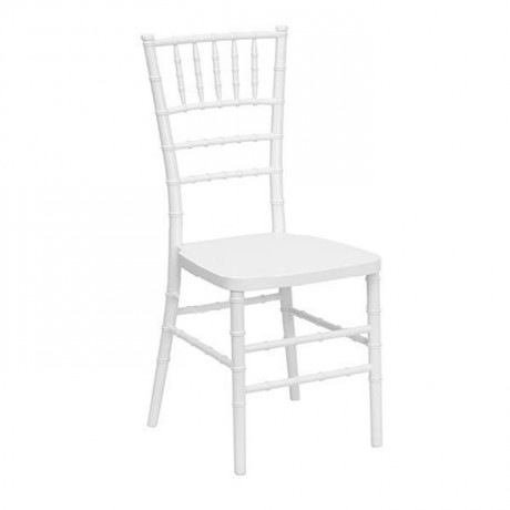 Beyaz Plastik Tiffany Sandalye - tfs4056